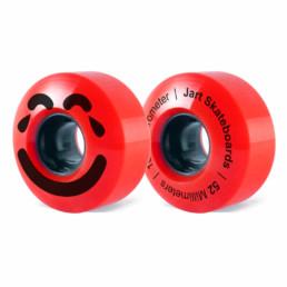 Jart Be Happy 52mm 83B Wheels Pack