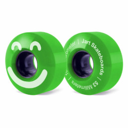 Jart Be Happy 53mm 83B Wheels Pack