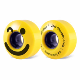 Jart Be Happy 54mm 83B Wheels Pack