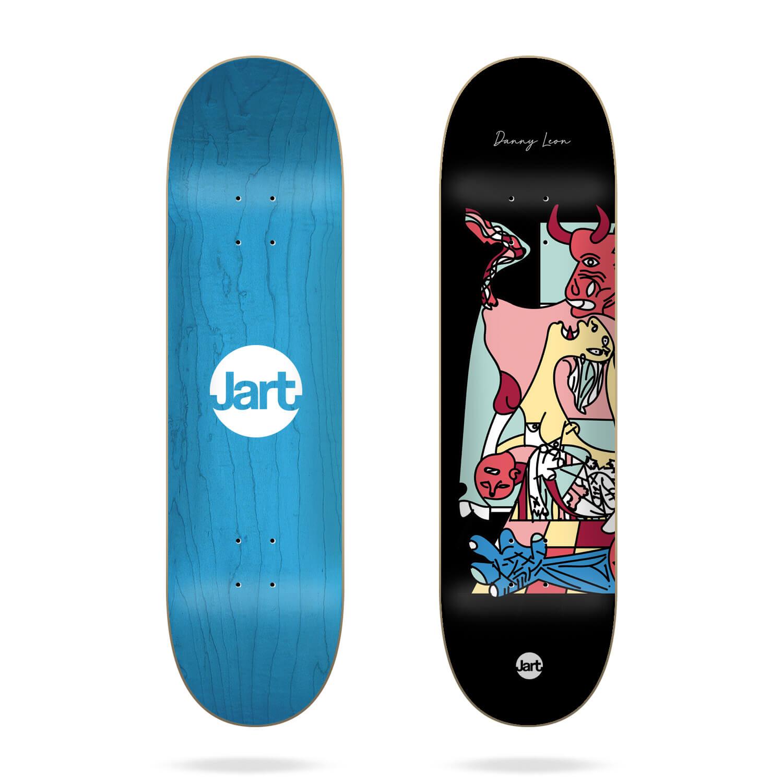 "Tabla de Skate Jart 1937 8.375"" Danny Leon"