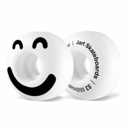 Jart Be Happy 53mm 102a wheels pack