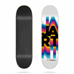 "Jart Chromatic 8.25"" skateboard deck"