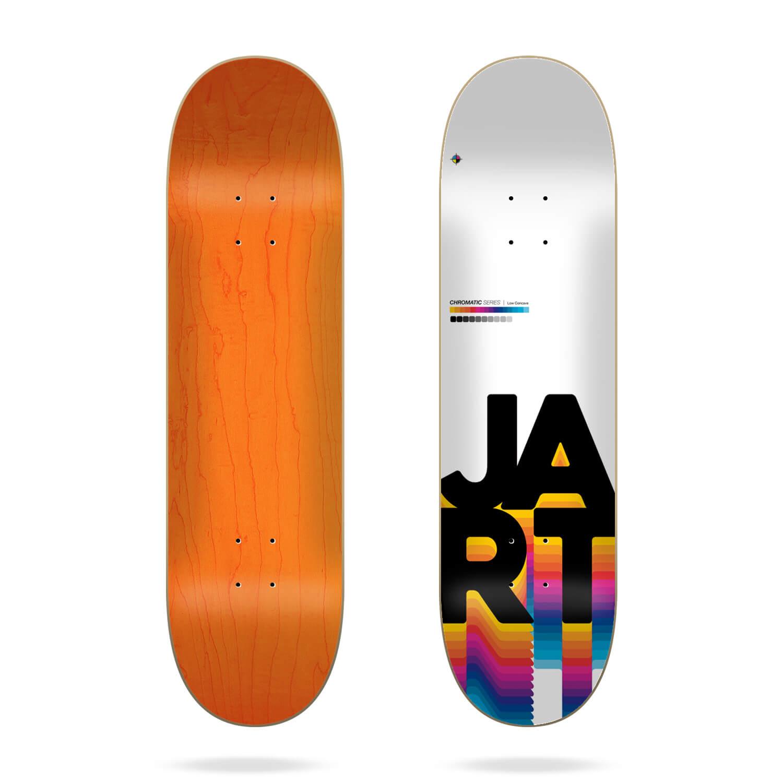 "Jart Chromatic 8.375"" skateboard deck"
