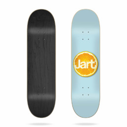 "Jart Citrus 8.0"" skateboard deck"