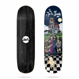 "Jart Jarts Family 8.375"" Pool Before Death skateboard deck"