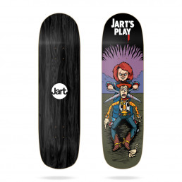 "Jart Jarts Play 8.5"" Pool Before Death skateboard deck"