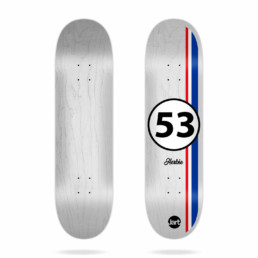 "Jart Legends 8.25"" skateboard deck"