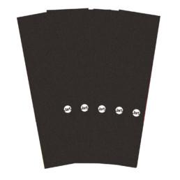 """Jart Logo 9"""" griptape 5 pack"""