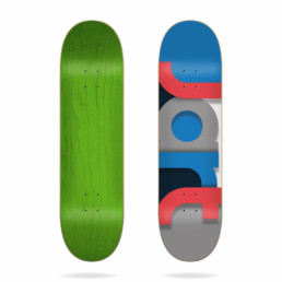 "Jart Mighty 8.125"" skateboard deck"