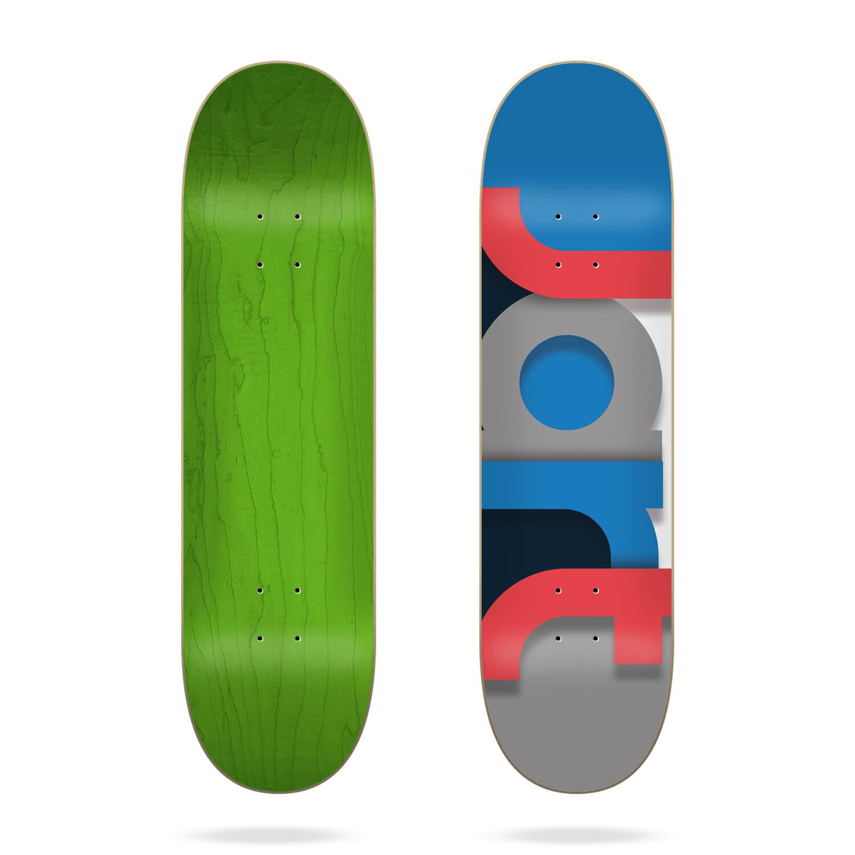 """Jart Mighty 8.125"""" skateboard deck"""