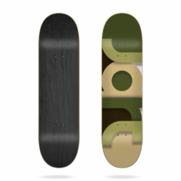 "Jart Mighty 8.25"" skateboard deck"