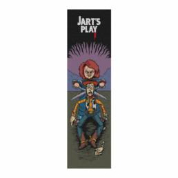 "Jart Play 9"" griptape sheet"
