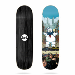 "Jart Stay Jart 8.875"" Pool Before Death skateboard deck"