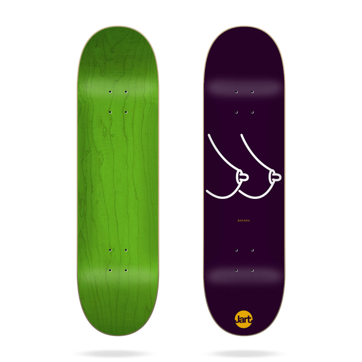 "Tabla de Skate Jart Styles 8.0"""