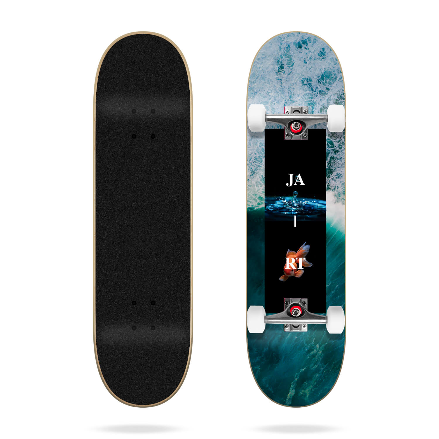 Skateboard Completo Jart Array 8.25""
