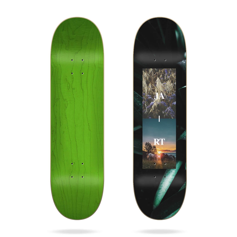"Jart Array Nature 8.125"" skateboard deck"