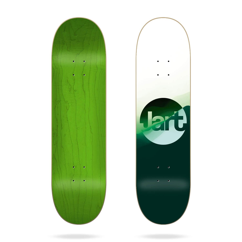 "jart collective 7.87"" skateboard deck"