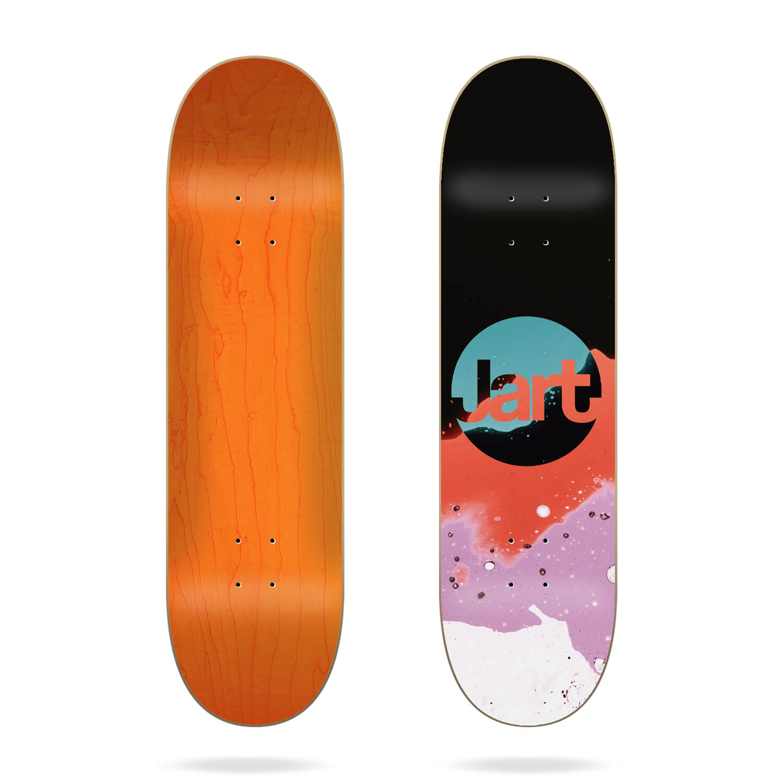 "jart collective 8.375"" skateboard deck"