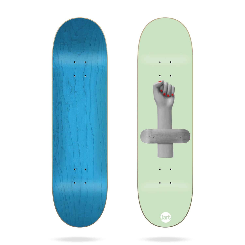 "jart we can do it 8.375"" skateboard deck"