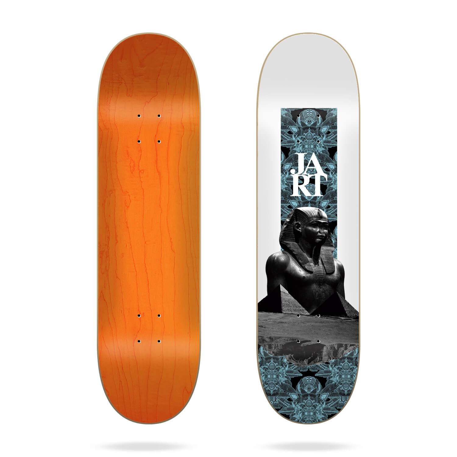 "Jart Abstraction 7.87"" Deck"