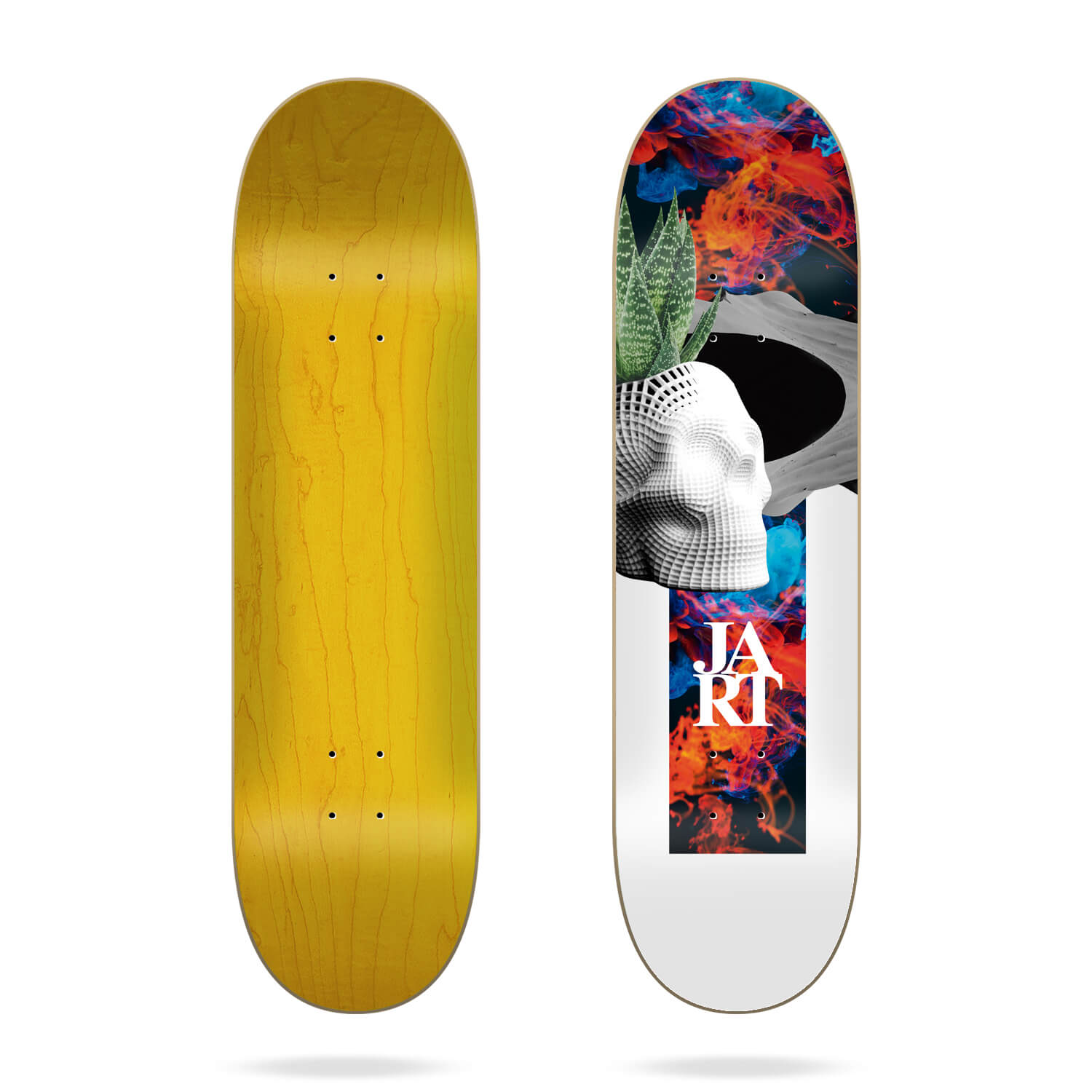 "Jart Abstraction 8.0"" Deck"
