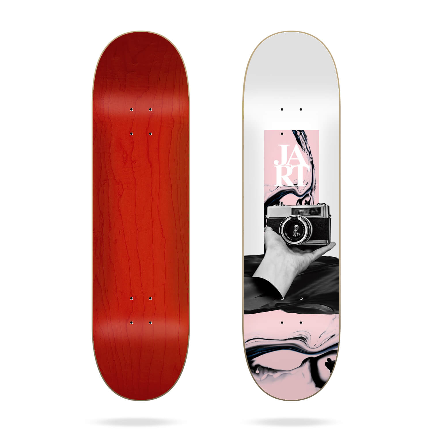 "Jart Abstraction 8.125"" deck"