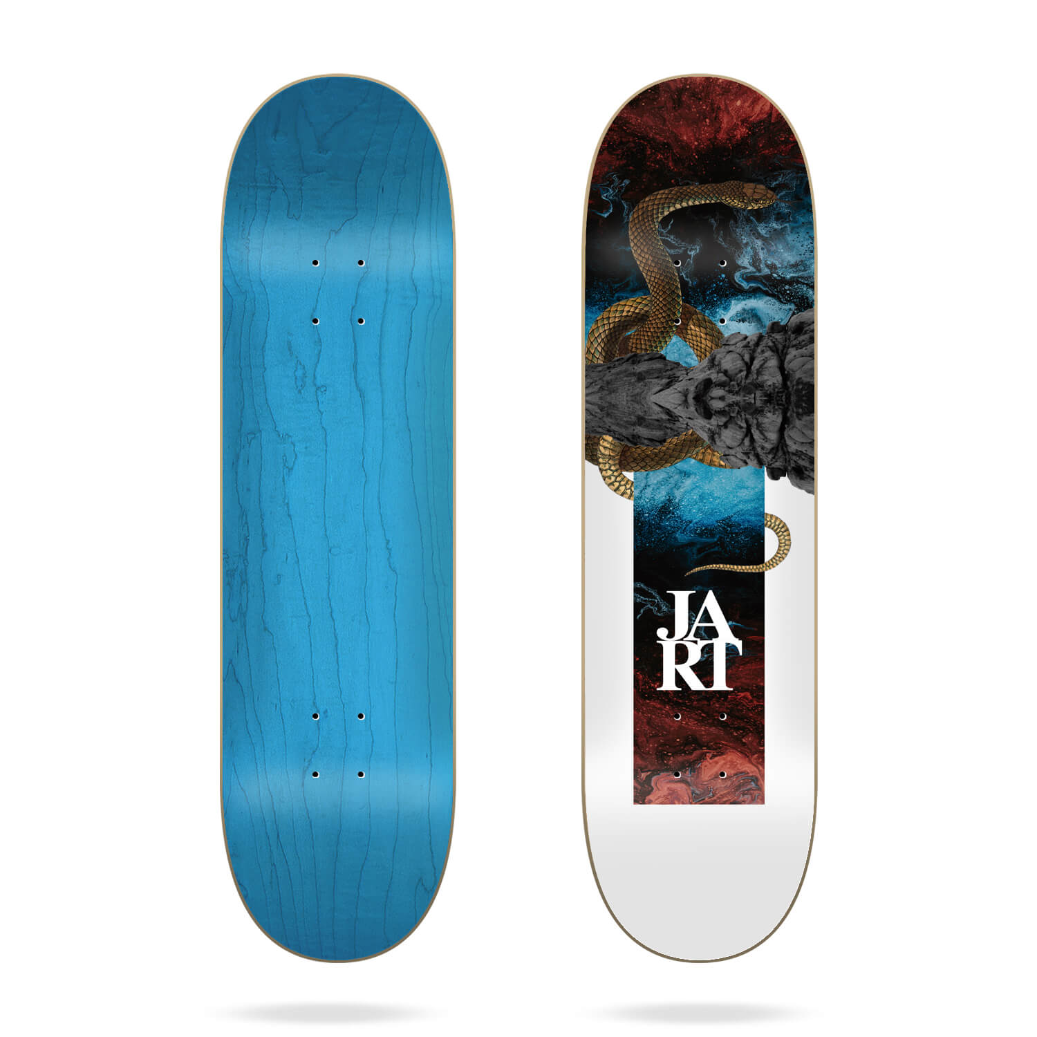 "Jart Abstraction 8.25"" deck"