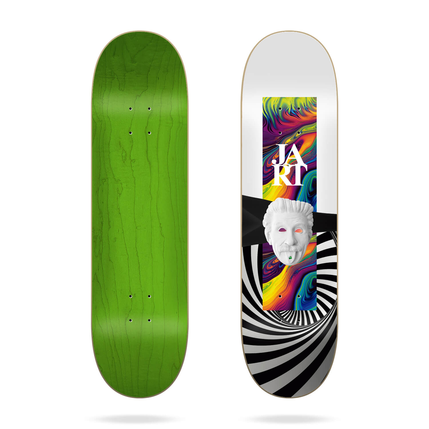 "Jart Abstraction 8.375"" deck"