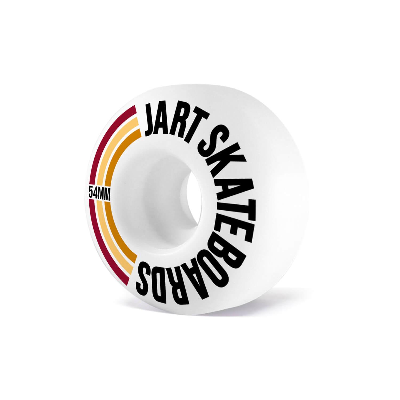 Jart Flag 54mm 102a wheels pack