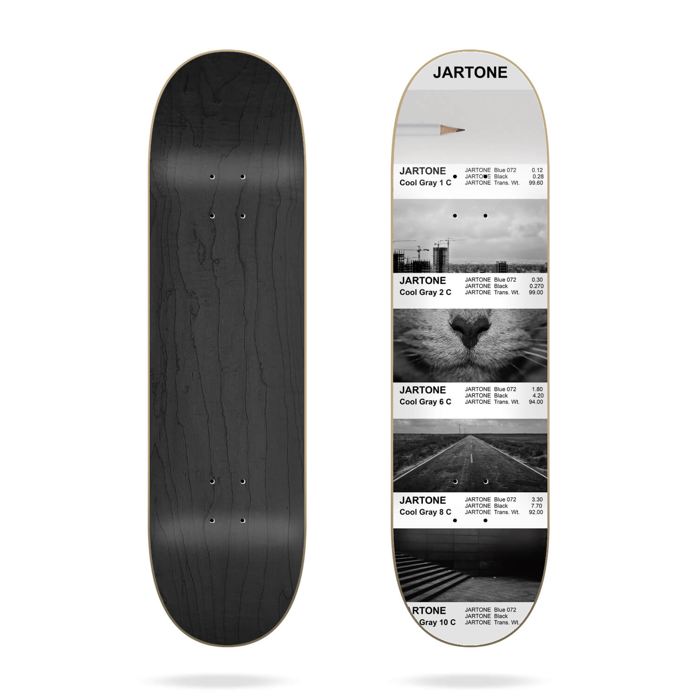 """Jart Jartone 8.375"""" deck"""