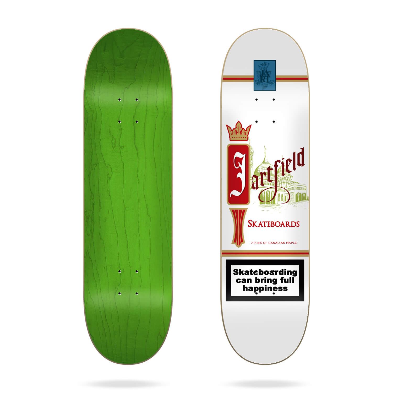 Jart Renaissance II Weedsuschrist Skateboard complet 8