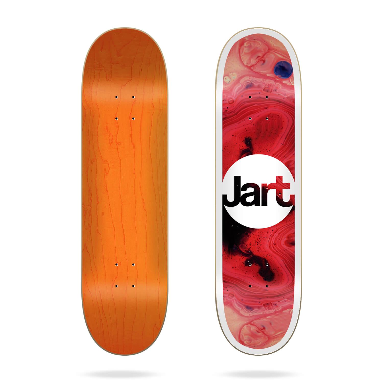 """Jart Tie Dye 8.375"""" deck"""
