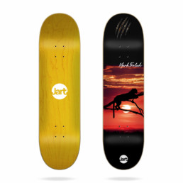 Tabla de Skate Jart Tiger Sunset 8.0