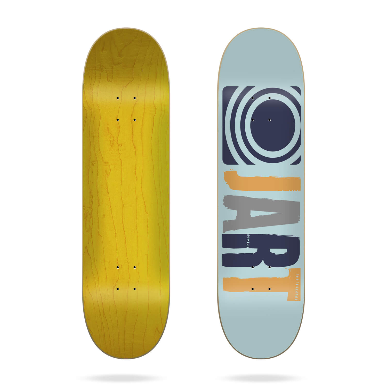 8.25 Jart Spiral 8.25 HC Plateau Skateboard