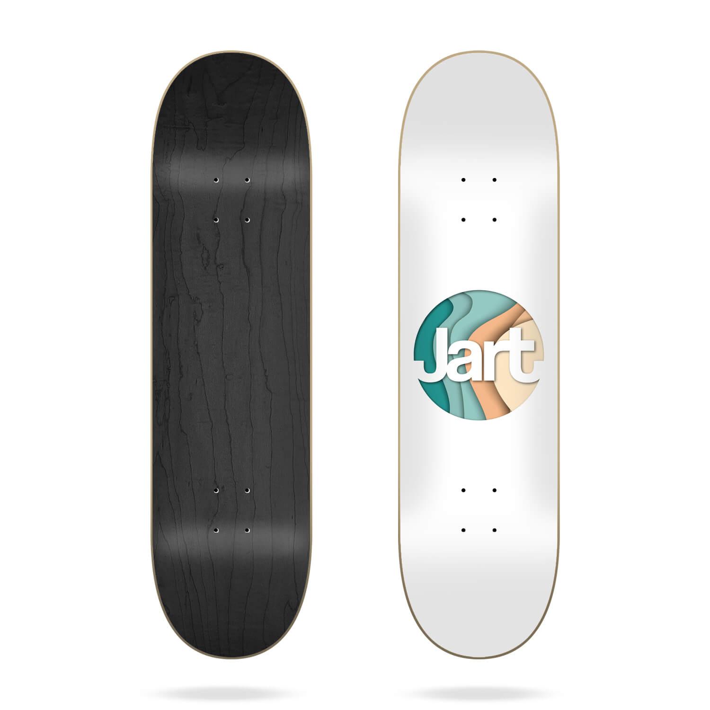 """Jart Curly 8.375"""" deck"""