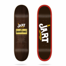 Jart And The Skateboard Factory 8.125